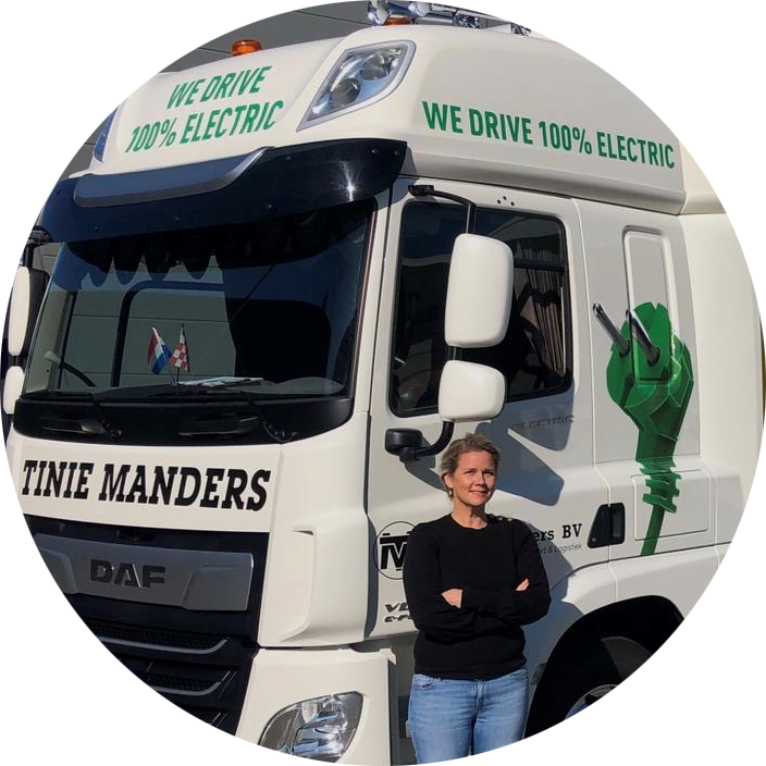 Eveline Manders