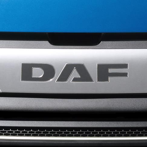 DAF CF exerior