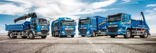 DAF ready to go vehicles